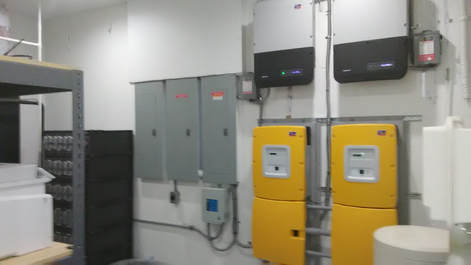 Solar Battery Backup In Daytona Beach Ormond Palm Coast Fl
