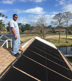 Solar Swimming Pool Heater New Smyrna Beach