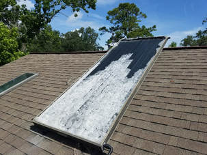 Solar Panel Repairs Ormond Beach FL