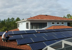 Solar Panel System Daytona Beach