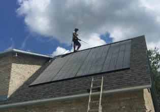 Solar Panel Maintenance Palm Coast FL